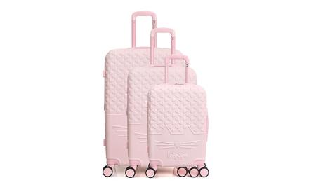Set valigie Lollipops rosa