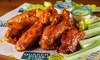 Quaker Steak and Lube - Jefferson - Tiger Bend: $35 for Two $25 Gift Cards for Wings, Ribs, and Steak Burgers atQuaker Steak and Lube ($50 Value)