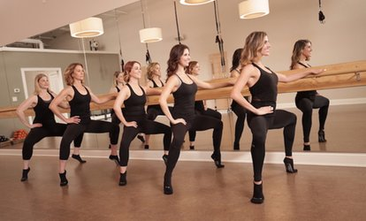 Three Drop-In or One-Month Unlimited Barre <strong>Classes</strong> at INLINE <strong>Fitness</strong> (Up to 71% Off)