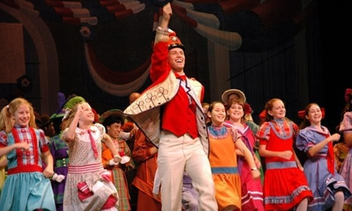 """National Youth Theater's """"The Music Man Jr."""" - Nancy Bock Performing Arts Center: """"The Music Man, Jr."""" on April 9–17"""