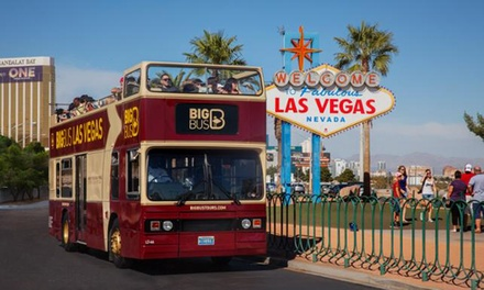 Las Vegas Explorer Pass: Choice of 3, 5 or 7 Activities with Priority Access for Adults and Children