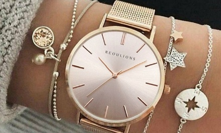 Fino a 3 orologi da donna disponibili in 3 colori