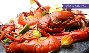 Lobster London: £100 to Spend on Food and Drink at Lobster London (51% Off)