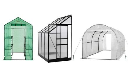 Ogrow Walk-In Garden Greenhouses