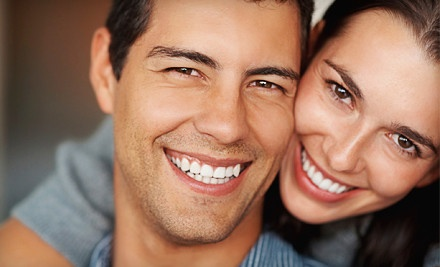$49 for a 20-Minute Professional Teeth-Whitening Treatment at Smiles and Beauty Wellness Spa ($99...