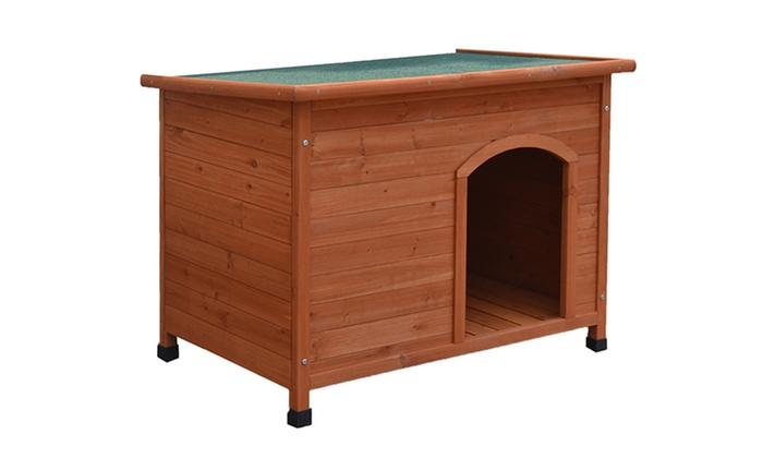 Estore: $189 for an Extra Large Wooden Dog House
