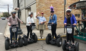 Up to 48% Off Segway Tour from Adventure Tours in Motion at Adventure Tours in Motion, plus Up to 6.0% Cash Back from Ebates.