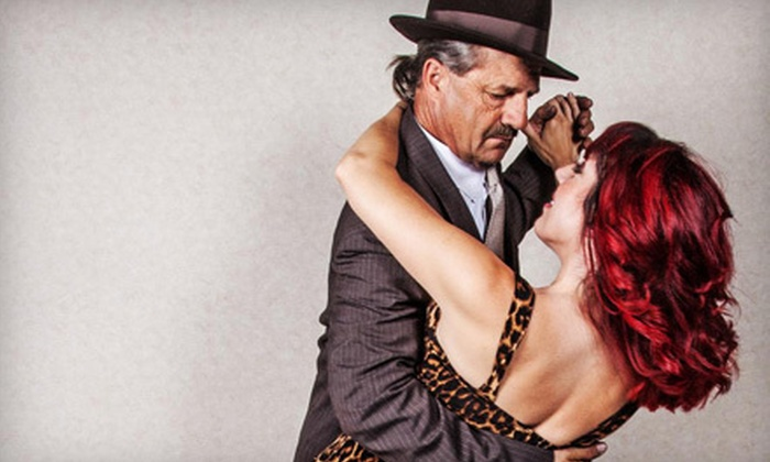 Spokane Tango - Lincoln Heights: Four or Eight Introductory Tango Lessons at Spokane Tango (Up to 56% Off)