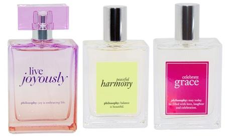 Philosophy Fragrances for Women. Multiple Sizes Available.