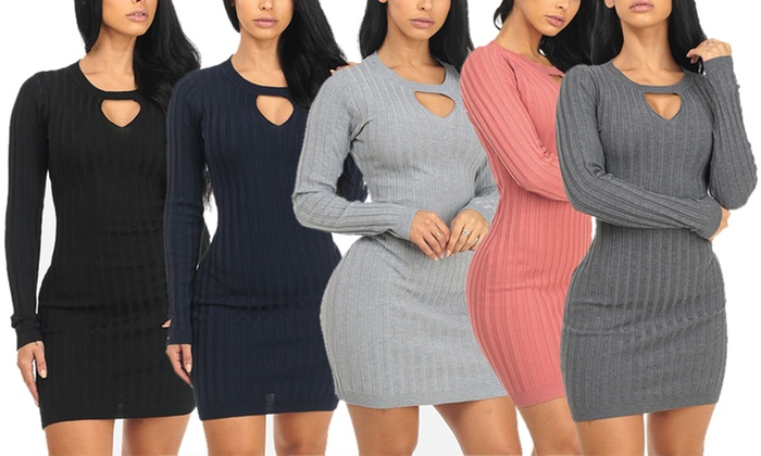 Long Sweater Dresses for Juniors