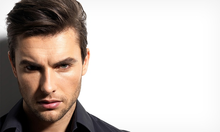 Hair Styling Packages for One (from $29) or Two People ($89) at Gentlemen's Hair Lounge (from $49 Value)