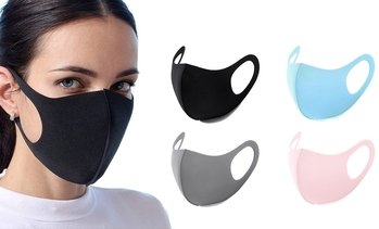 Reusable Non-Medical Face Masks (4-Pack)