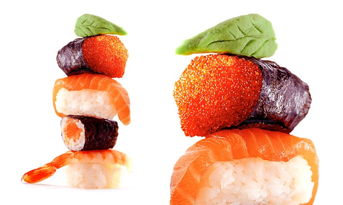 Sumo Lounge - Downtown: C$20 for C$40 Worth of Sushi, Japanese Cuisine, and Drinks for Dinner at Sumo Lounge