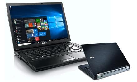 Dell Latitude E6400, Core 2 Duo, 2 ou 4 Go de Ram, reconditionné, avec antivirus Bullgaurd en option, livraison offerte