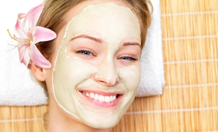 One or Three Deep Pore-Cleansing Facials at Ahh Spa (Up to 64% Off)