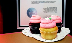 Half- or One-Dozen Regular or Mini Cupcakes at The Cupcakery – Summerlin (Up to 54% Off)
