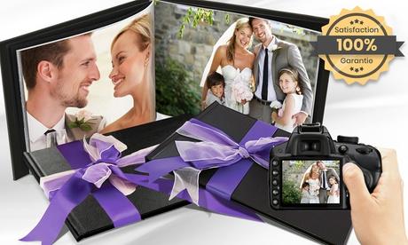 Printerpix : Obtenez votre propre album photo personnalisé plein de souvenirs. Une idée de cadeau unique ou unsouvenir spécial pour la famille
