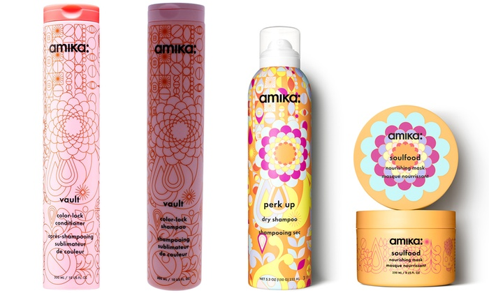 Up To 50% Off on Amika Hair Care Products | Groupon Goods