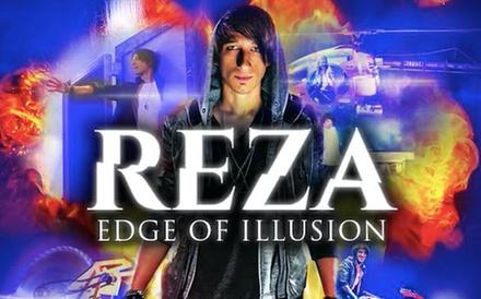 Reza Edge of Illusion (September 12–October 20)