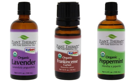 Plant Therapy Organic Essential Oil