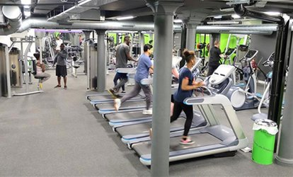 image for One- or Three-Month Gym Membership with Access to Classes at Fit4Less Manchester Piccadilly (50% Off)