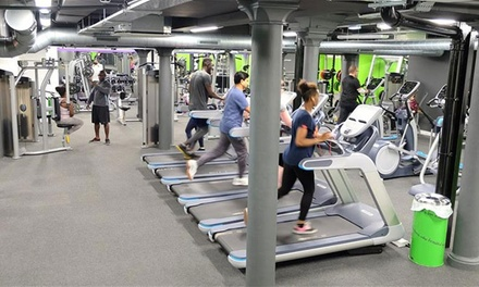 One- or Three-Month Gym Membership with Access to Classes at Fit4Less Manchester Piccadilly (50% Off)