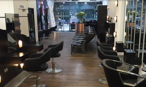 Nicky Oliver: Haircut, Blow-Dry and Conditioning with Optional Half Head Highlights or Full Colour at Nicky Oliver (Up to 65% Off)