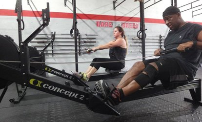 image for $36 for One Month of Unlimited Fit-Camp Classes for One at Rare Breed Fitness ($130 Value)