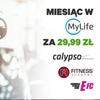 MyLife: miesięczny karnet fitness