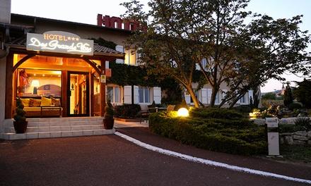 Beaujolais : visite, dégustation de vin et hébergement 1 à 3 nuits en option à l'Hôtel Des Grands Vins pour 2 personnes