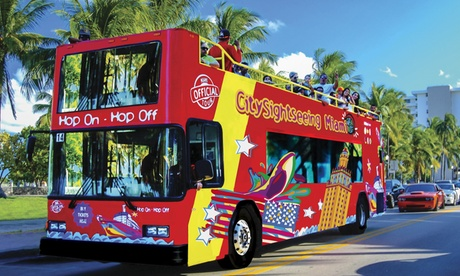 Two-Day Four-Loop Bus Tour for One or Two from CitySightSeeing Miami (Up to 37% Off) e44e75be-7518-be76-5597-2226131f7dfe