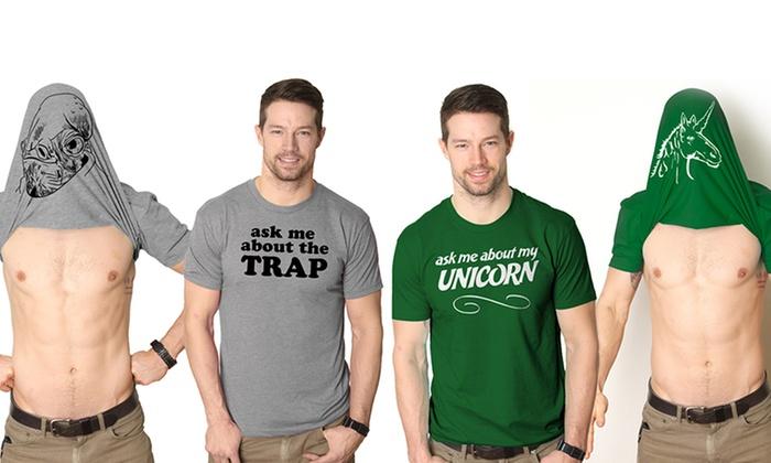 Hilarious New Flip T-Shirts