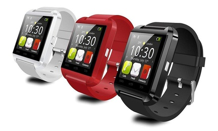 Smartwatch Bluetooth Apachie disponible en 3 colores