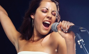 High Frequency Vocal Studio: Four 30-Minute Private Singing Lessons at High Frequency Vocal Studio (38% Off)