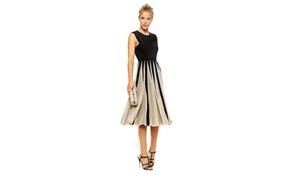 Bella Women's A-Line Dress at Bella Women's A-Line Dress , plus 6.0% Cash Back from Ebates.