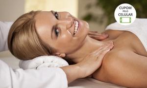 Estheticenter: Estheticenter – Aldeota: 1 ou 2 visitas de massagem relaxante + esfoliação dos pés