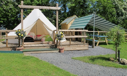 Cavan: Two Night Stay for Two at Wildflower Glamping