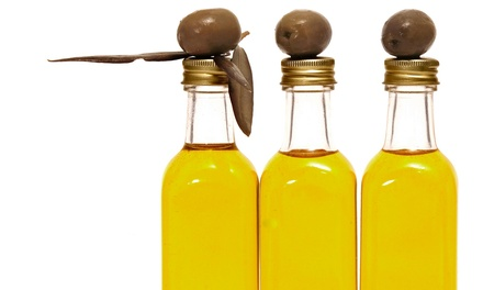 $10 for $20 Worth of Premium Olive Oils and Aged Vinegars at The Crescent Olive