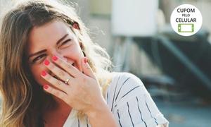 Renovar Estética e Saúde: Renovar Estética e Saúde – Centro Histórico:4 serviços de manicure ou 3 manicure + 1 pedicure (opção com sobrancelha)