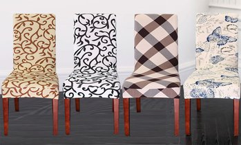 Stretch Dining Chair Cover