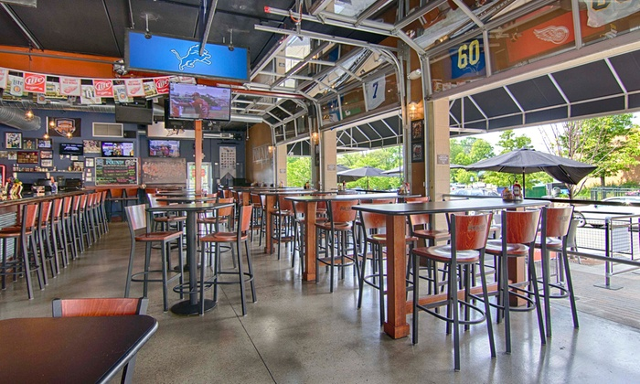The Pound! Bar & Grill - Up To 44% Off - Brighton, MI ...