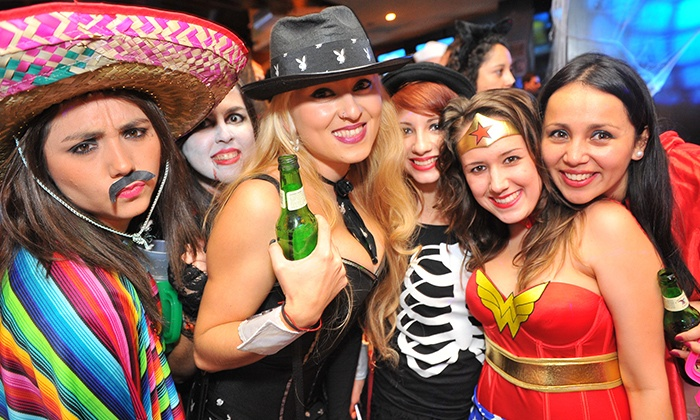 Project DC Events - Washington, DC: $12 for DC Halloween Crawl with Drink and Food Specials and Souvenirs from Project DC Events ($20 Value)