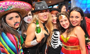 Project DC Events: $12 for DC Halloween Crawl with Drink and Food Specials and Souvenirs from Project DC Events ($20 Value)