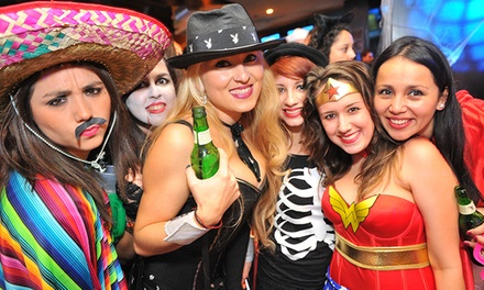 $9 for Entry to The Clarendon Halloween Crawl on November 1 ($15 Value)