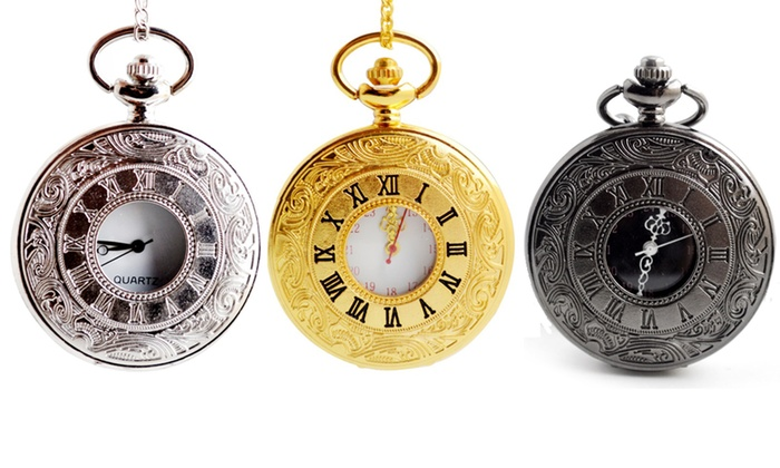 One or Two Pocket Watches from £5.99