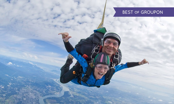 Save up to 70% on Skydiving vouchers and Skydiving offers. Don't miss out on Skydiving offers - Enjoy your City and discover new places with Groupon. $ (+$37 APF Levy and CI Charges) for Tandem Skydive Up to 15,ft for One Person with Adrenalin Skydive Goulburn. From $50 for a Minute Go Kart Experience at Eastern Creek Karts (From $70 Value).