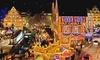 Bus a/r e Visita Mercatini di Natale di Lugano e Aosta
