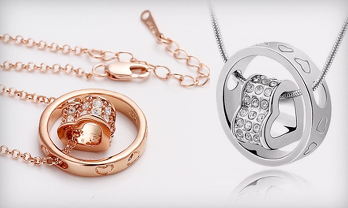 Allure Couture Jewelry - Downtown Vancouver: Jewellery from Allure Couture Jewelry (Up to 90% Off). Two Options Available.