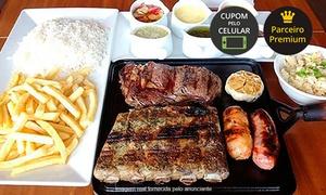 Gran Parrilla: Gran Parrilla - Barra da Tijuca: parrillada argentina ou ancho parrillero para 2 pessoas