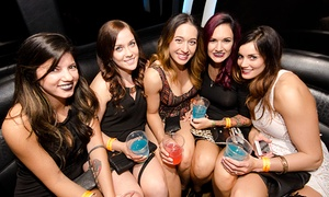 Turnt Up Tours: Nightlife Club Crawl Party for One, Two, or Four from Turnt Up Tours (Up to 57% Off)